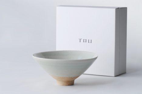 TOUシリーズ 茶碗 -空釉-