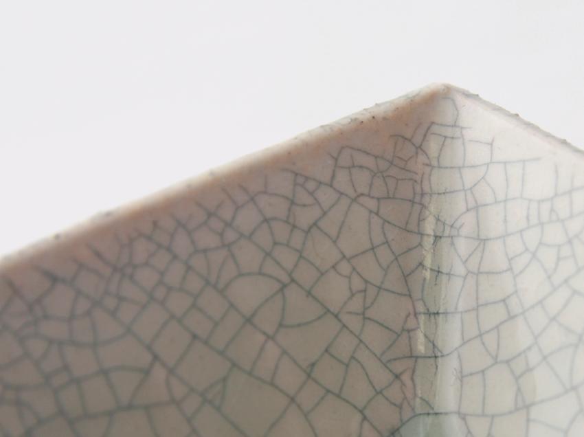泥ビードロ - 長角皿
