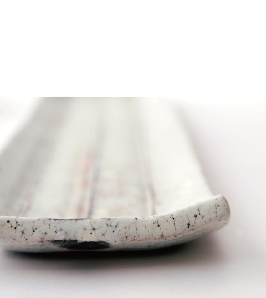 白萩 - 長角皿