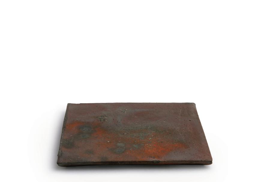 炭火 正角皿 15.0cm × 15.0cm