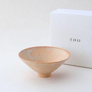 TOU 茶碗 – 緋色 –