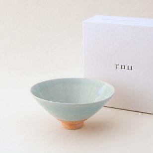 TOU 茶碗 – 空釉 –